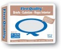 Incontinence Samples Samples - First Quality Full Fit Briefs