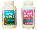 Major Pharmaceuticals Major Childrens Chewable Vitamins, Animal Shapes with Iron