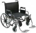 Drive Medical Sentra Heavy Duty, Extra Wide, Wheelchair, 26