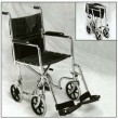 Drive Medical Drive Steel Transport Chair