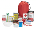 First Aid Only American Red Cross Deluxe Personal Safety Emergency Pack