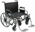 Drive Medical Sentra Heavy Duty, Extra Wide, Wheelchair- 28 in. width