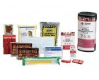 American Red Cross Deluxe Student Emergency Pack with Food | First Aid Only