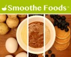 Smoothe Foods Smoothe Foods Puree Meals, 3-Meal Variety Pack (Case of 24)