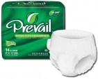 First Quality Samples - Prevail Super Plus Absorbent Protective Underwear