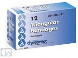 Dynarex Corp. Triangular Bandages