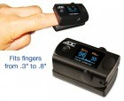 American Diagnostic Corp Diagnostix 2100 Digital Fingertip Pulse Oximeter