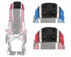 Headrest Extension for Trotter Mobility Chair Stroller | Drive Medical