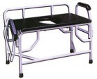 Drive Medical Bariatric Drop Arm Commode, 1000 lb Capacity