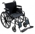Drive Medical Cruiser III Wheelchair- 18 in. Width