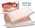 TRANQUILITY / PBE Tranquility Peach Sheet Underpads