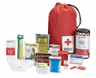 American Red Cross Deluxe Personal Safety Emergency Pack | First Aid Only