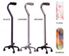 Drive Medical Quad Cane, Small Base