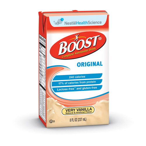 Boost Original Strawberry Bliss Complete Nutrition Drink: Boost Original Nutritional Drink