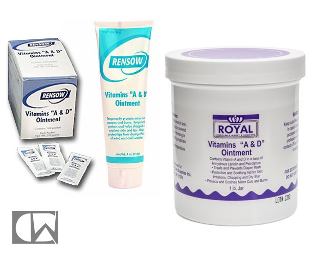 Ointments & Lubricants