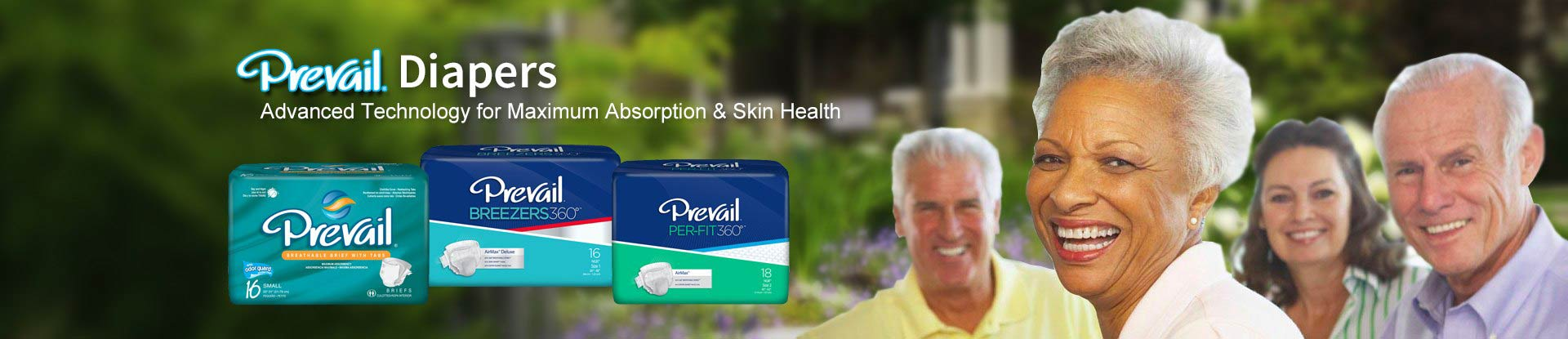 Prevail Diapers