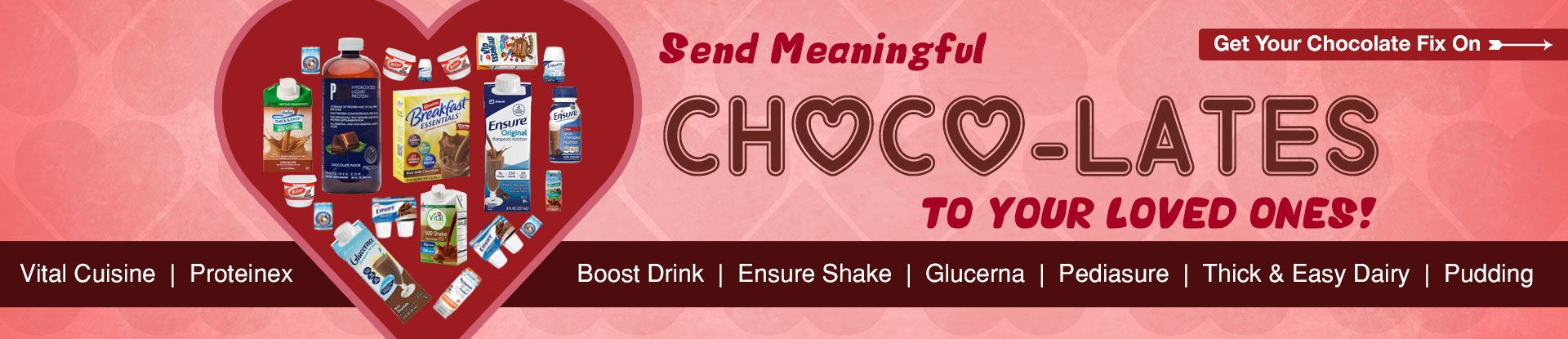 Shop Chocolates for Valentine's Day