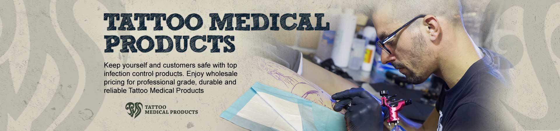 Tattoo Medical Supplies
