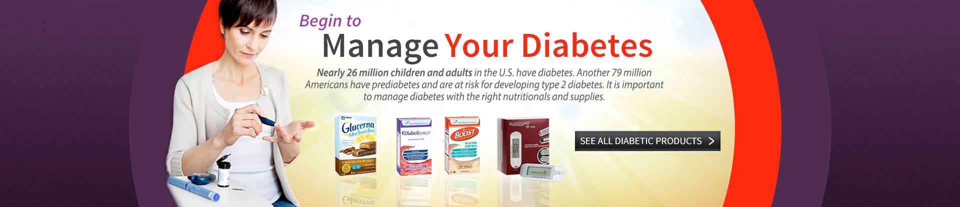 Manage Diabetic Health