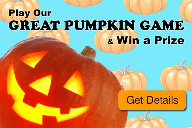 Play Our Great Pumpkin Game