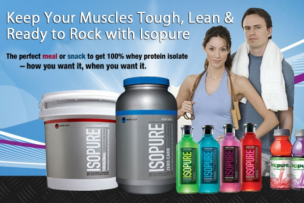 Isopure Protein Products