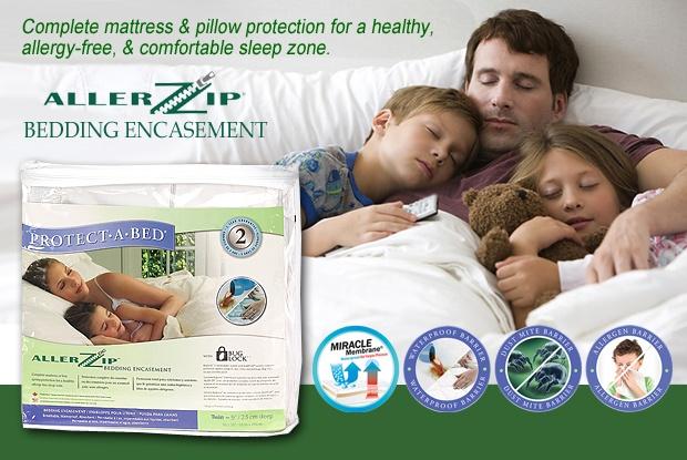 Protect-A-Bed AllerZip Bedding Encasement
