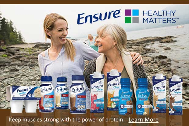 Ensure Shake & Nutritional Supplements